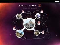 ¡No te pierdas el Rally INBA W!