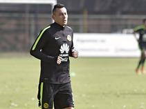 Rubens Sambueza está listo para jugar contra Pachuca