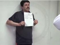 PGR publicó un video sobre la reaprehensión del 'Chapo'...y lo quita por tener fallas