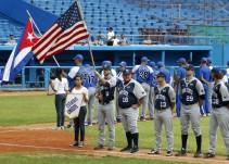 ¡Cuba y EU también hacen las pases en el baseball!