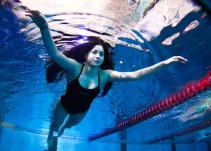 Nadadora siria salva a 20 personas en el mar Egeo