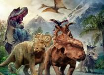 Investigan extinción de los dinosaurios
