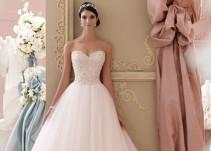 5 reglas de oro para escoger vestido de novia