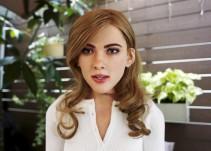 Crean un robot idéntico a Scarlet Johansson