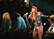 ¿Qué pasaba en México cuando Guns N' Roses vino por primera vez?