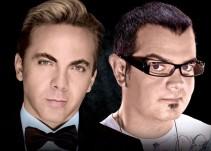 ¡Cristian Castro y Aleks Syntek en #MartesDeSiempreEnDomingo... En jueves!