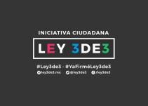 ¿Qué avances ha tenido la #Ley3de3?