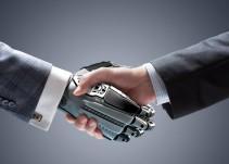Conoce al primer abogado robot