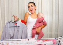 ¿Eres una mamá eternamente estresada?
