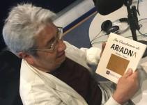 """Héctor Anaya presenta: """"Los Cuadernos de Ariadna"""""""