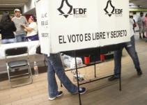 CDMX con el mayor desinterés en las elecciones: Mitofsky