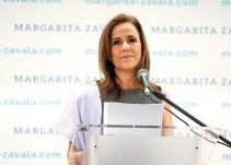 """""""Los ciudadanos resisten la guerra sucia y deciden cambiar a los corruptos"""": Margarita Zavala"""
