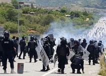 """""""El Estado disparó primero"""": CNTE"""
