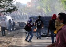 """""""Voy a dejar esto aquí"""": ¿Narcoguerrillas infiltradas en enfrentamientos de Oaxaca?"""
