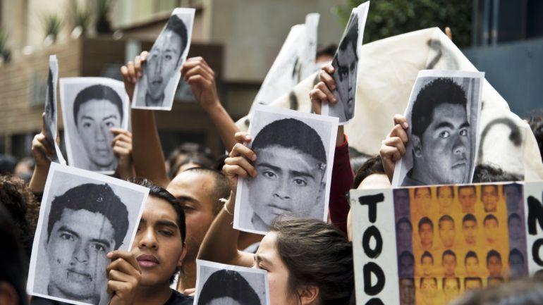 CNDH rechaza que normalista haya sido desollado