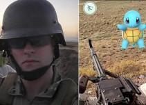 """""""Así Sopitas"""": Furor por Pokémon Go llega a las filas militares"""