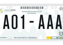 'Jovita la capturista' presenta: ¿Qué con las nuevas placas de la CDMX?