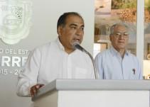 """""""No es algo extraordinario que un presidente municipal denuncie amenazas"""": Héctor Astudillo"""