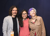 Conoce a la feliz ganadora del concurso 'Diseña la Tarjeta W Radio'