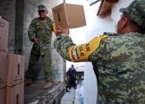 'Jovita la capturista' presenta: ¿y la ayuda a damnificados apá?