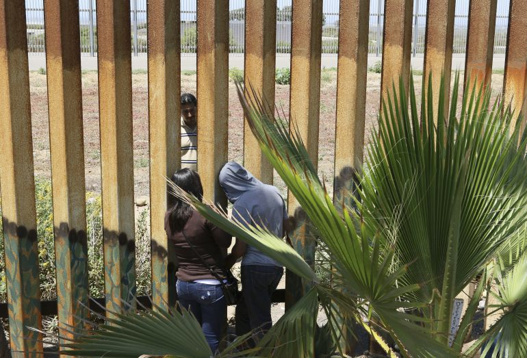 Patrulla Fronteriza de EU publica lista de zonas seguras para indocumentados