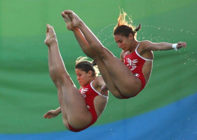 Sigue sin llegar la medalla para la delegación mexicana en Brasil