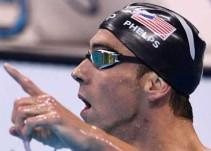 Michael Phelps podría ganar seis medallas de oro en Brasil