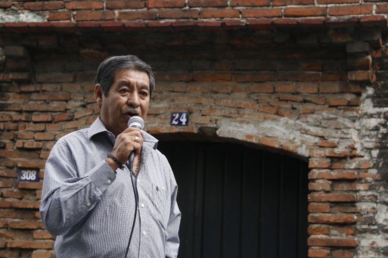 Rubén Núñez tiene cargo de robo y tentativa de homicidio en Oaxaca