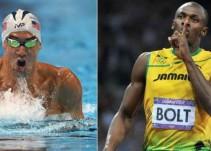 ¿Volveremos a ver algún deportista como Michael Phelps y/o Usain Bolt?