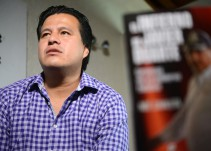 Periodista veracruzano levanta denuncia ante la PGR por amenazas