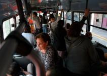 ¿Cuántos asaltos se registran en el transporte público de la CDMX?