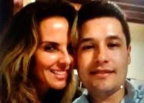 "Filtran foto de Kate del Castillo con supuesto hijo del ""Chapo"""
