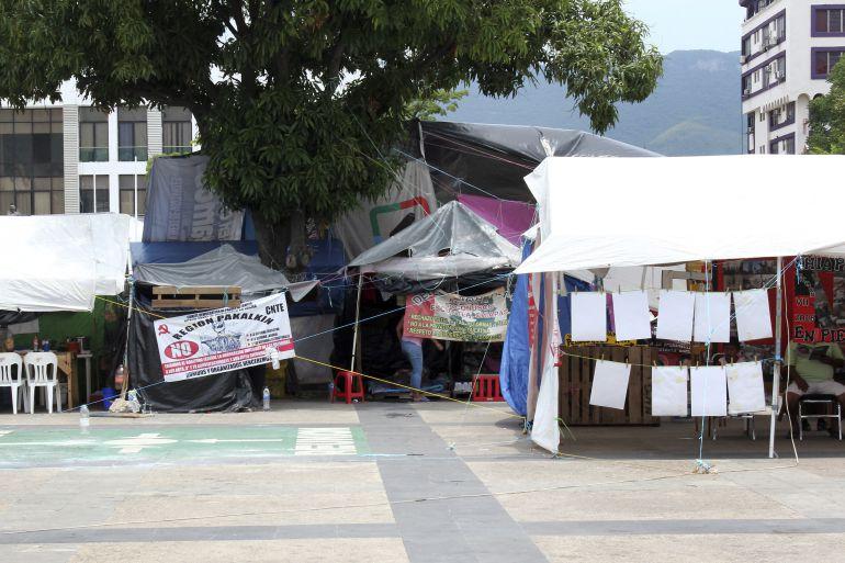 Canacintra indica que bloqueos de la CNTE afectan a miles de empresas