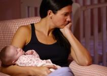 Consecuencias en los hijos de madres deprimidas