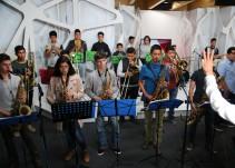 La Big Band Jazz Infantil is in da house!