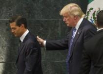 """""""La Crónica de Verónica"""": Peña, Trump, Juanga y el muro"""