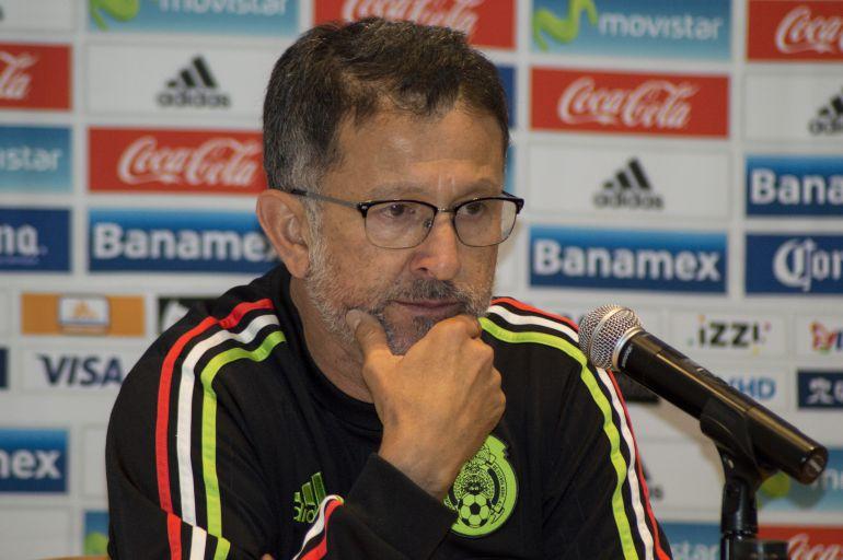 """Veo mano muy dura contra Osorio"": Francisco Javier González"