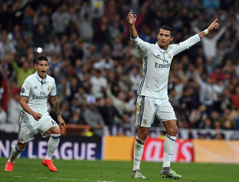 Real Madrid derrota de manera agónica al Sporting de Lisboa