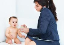 Cómo ser mamá y trabajar al mismo tiempo