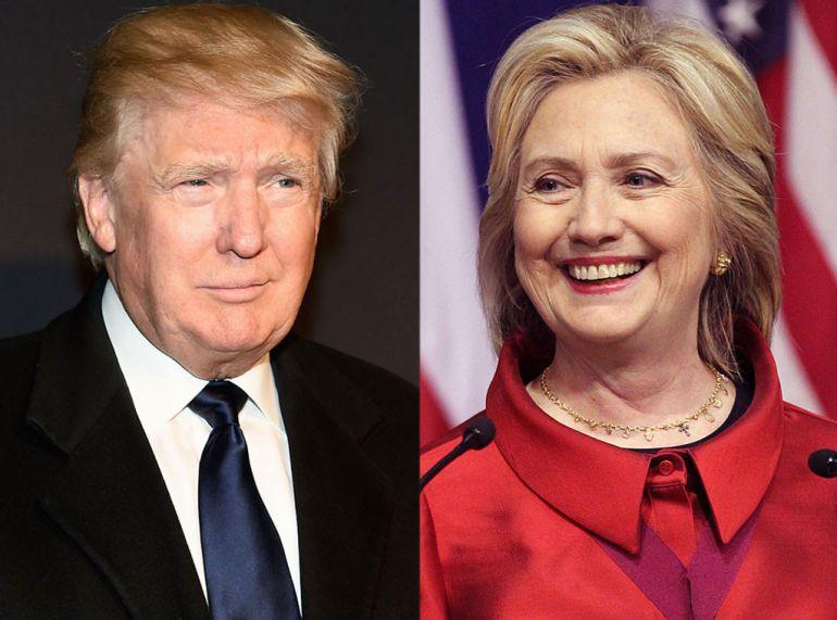 ¿Por quién vas a votar, Hillary Clinton o Donald Trump?