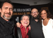 """En Café con la Braun"" presenta a: Demián Bichir, Héctor Bonilla y Jorge Michel Grau"