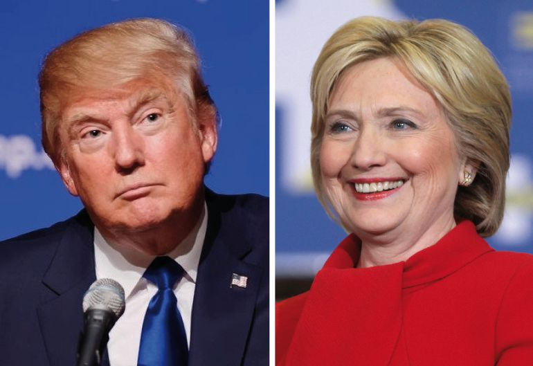 Clinton vs Trump ¿quién ganó el debate?