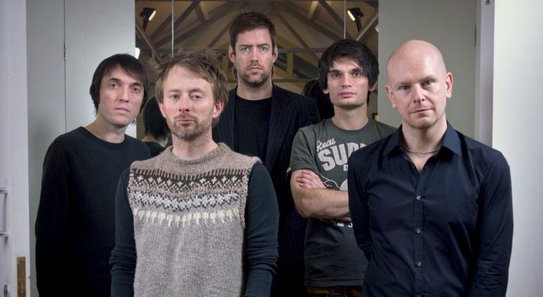 Esta semana en WFM, especial de Radiohead