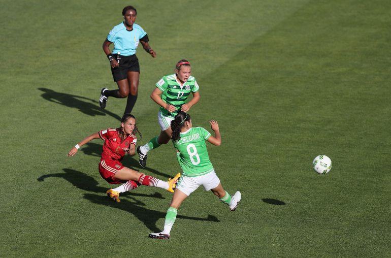 Tricolor Femenil Sub 17 ya tiene rival para cuartos de final del Mundial