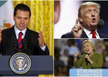 """""""Anónimus Weso"""" presenta: Revelan cartas de Peña Nieto a Trump y Hillary"""