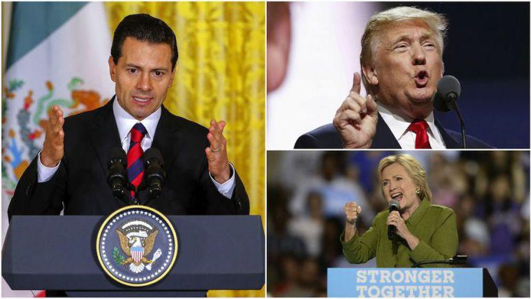 Revelan cartas que envió el Presidente para invitar a ambos candidatos a México