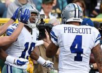 Los Vaqueros de Dallas marchan con buen ritmo en la NFL