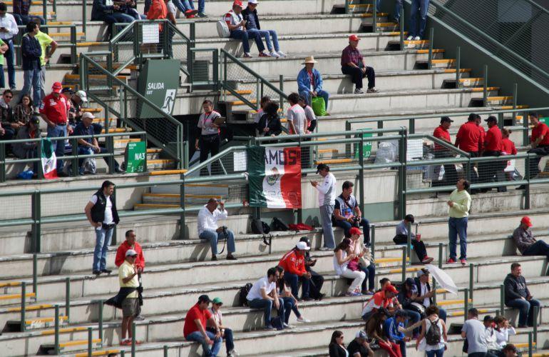 """Esta semana """"WFM"""" va dedicado al Gran Premio de México"""
