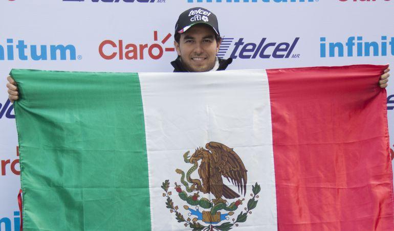 """¿Cómo le puede ir a """"Checo"""" Pérez en el Gran Premio de México?"""