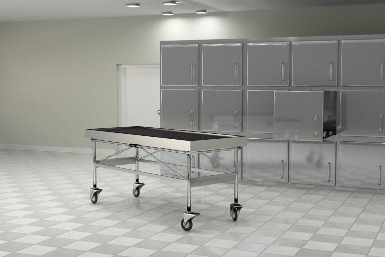 Cremación o Entierro: Reparar cuerpos, el trabajo de un embalsamador